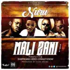 NuRu - Mali Zani (Remix) ft Camp Mulla, Keko & Stanley Enow